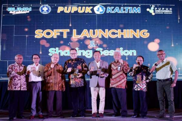 Pupuk Indonesia Kembangkan Program Agro Solution